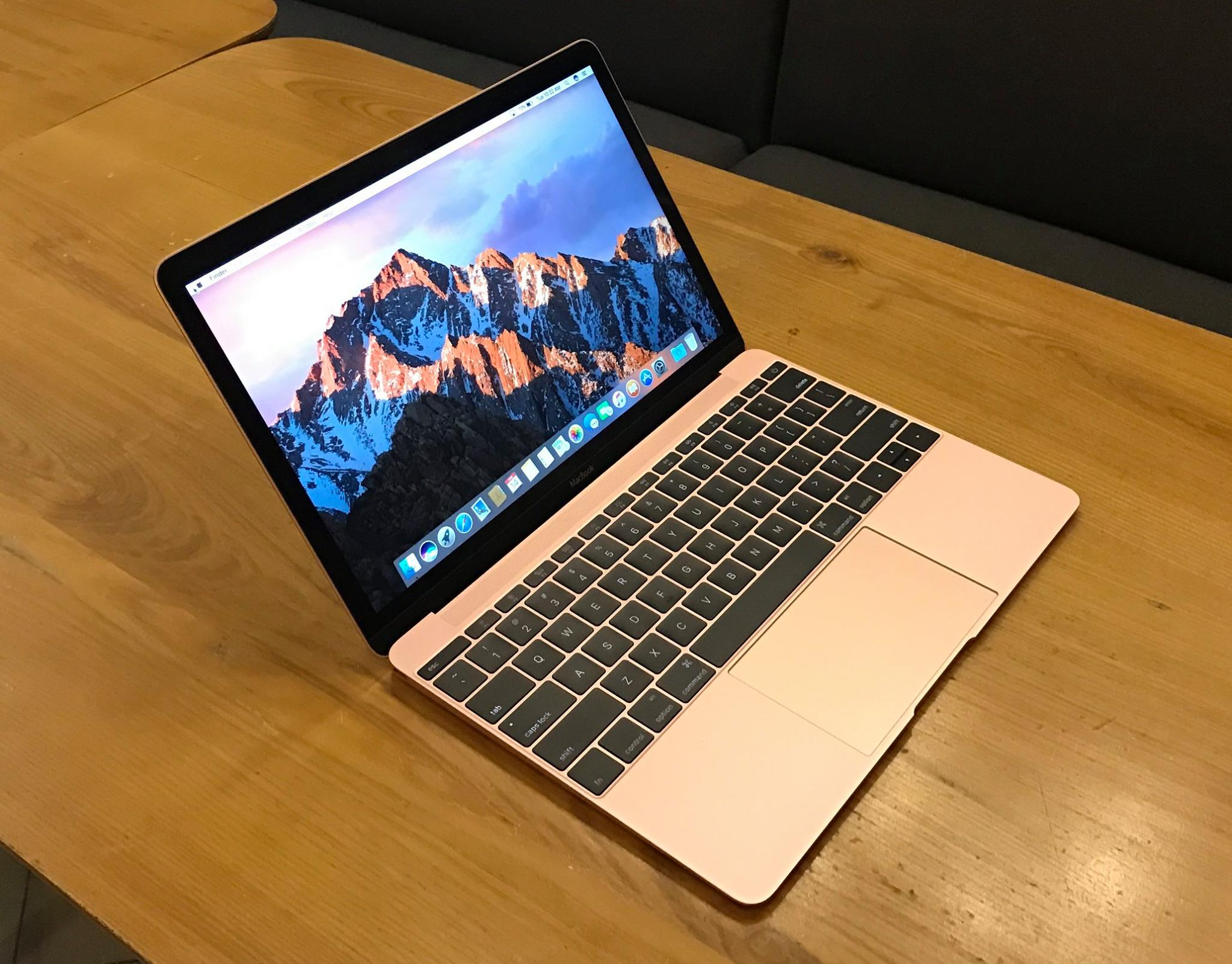 Apple The New Macbook 2016 - MLHA2 ROSE GLOD